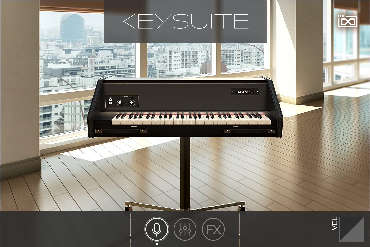 Key Suite Electric | EP Japanese