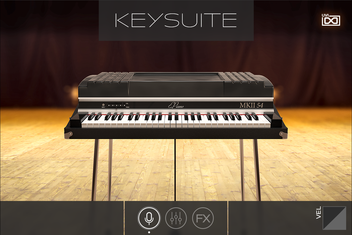 Key Suite Electric | EPiano Mk II 54 Keys