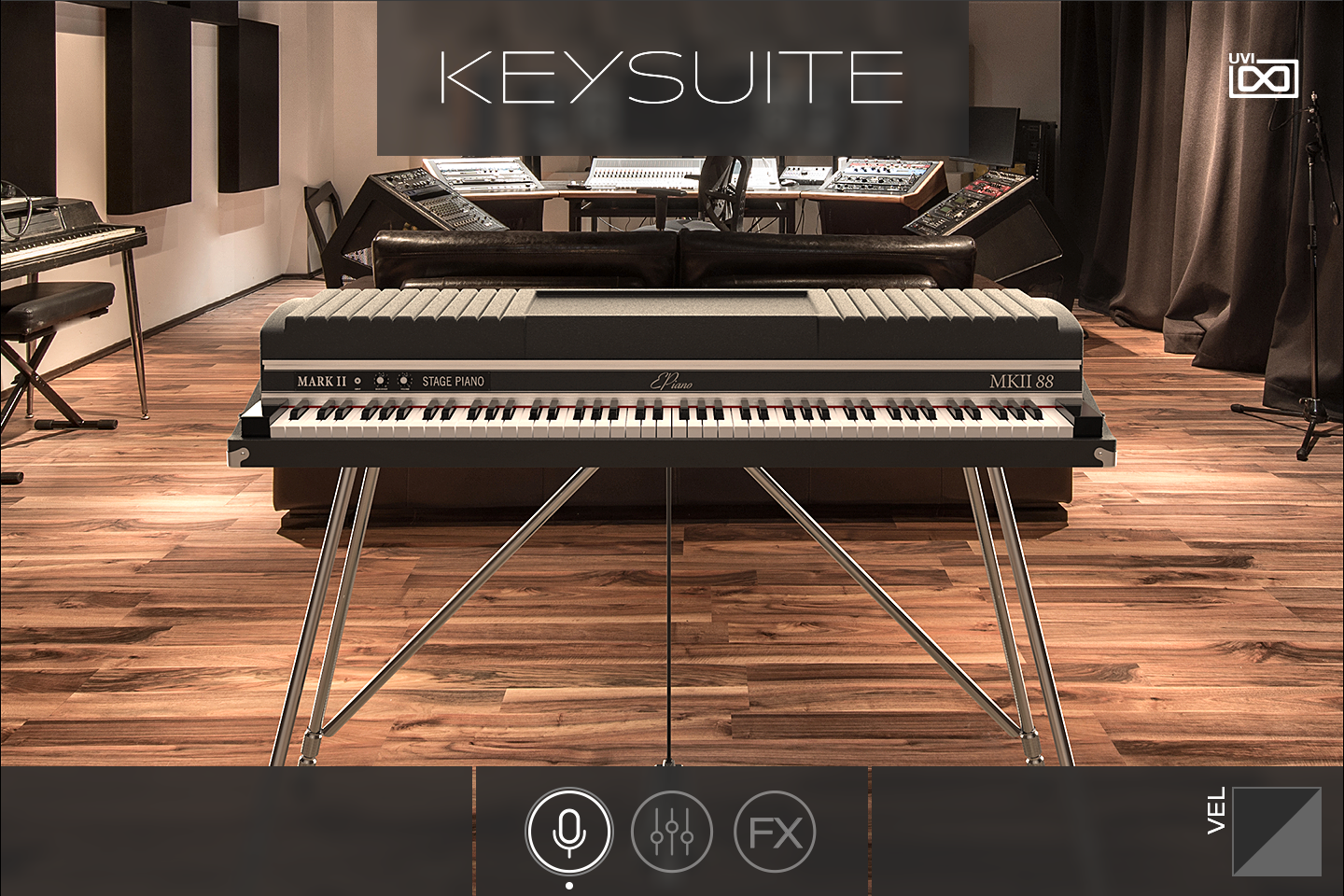 UVI Key Suite Electric - The Essential Electric Keys Collection