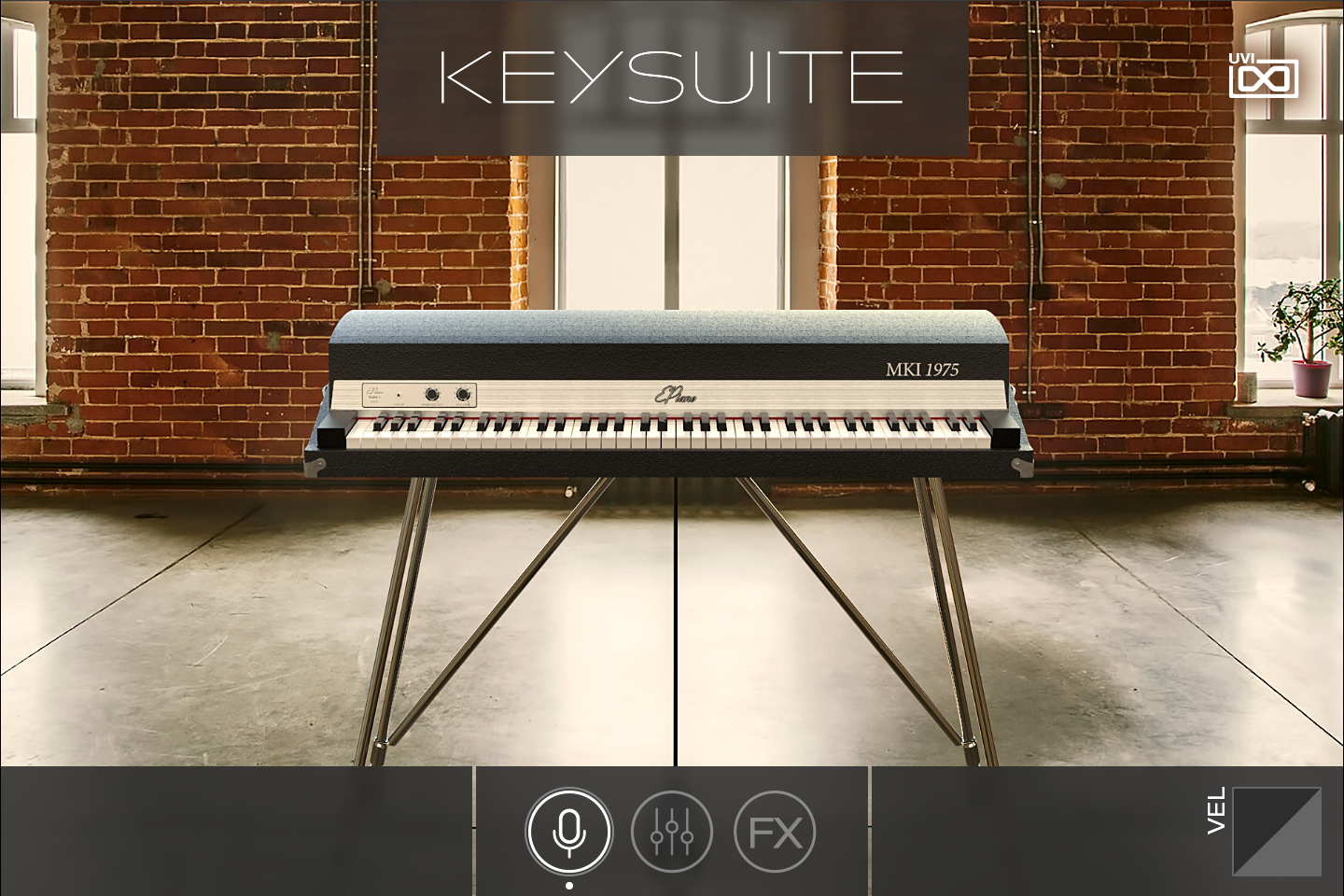 Key Suite Electric | EPiano Mk I 1975