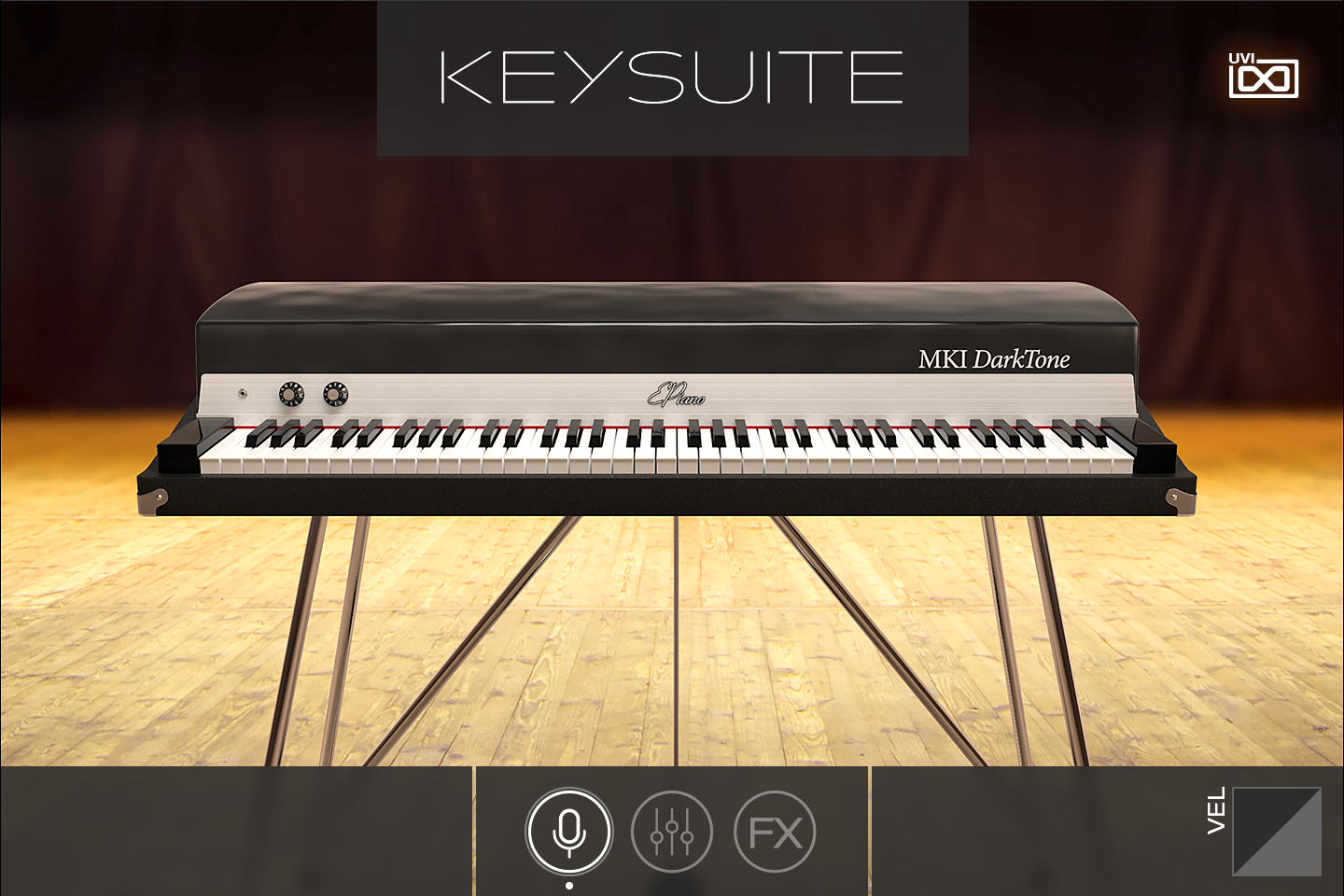 Key Suite Electric | EPiano Mk I Dark Tone