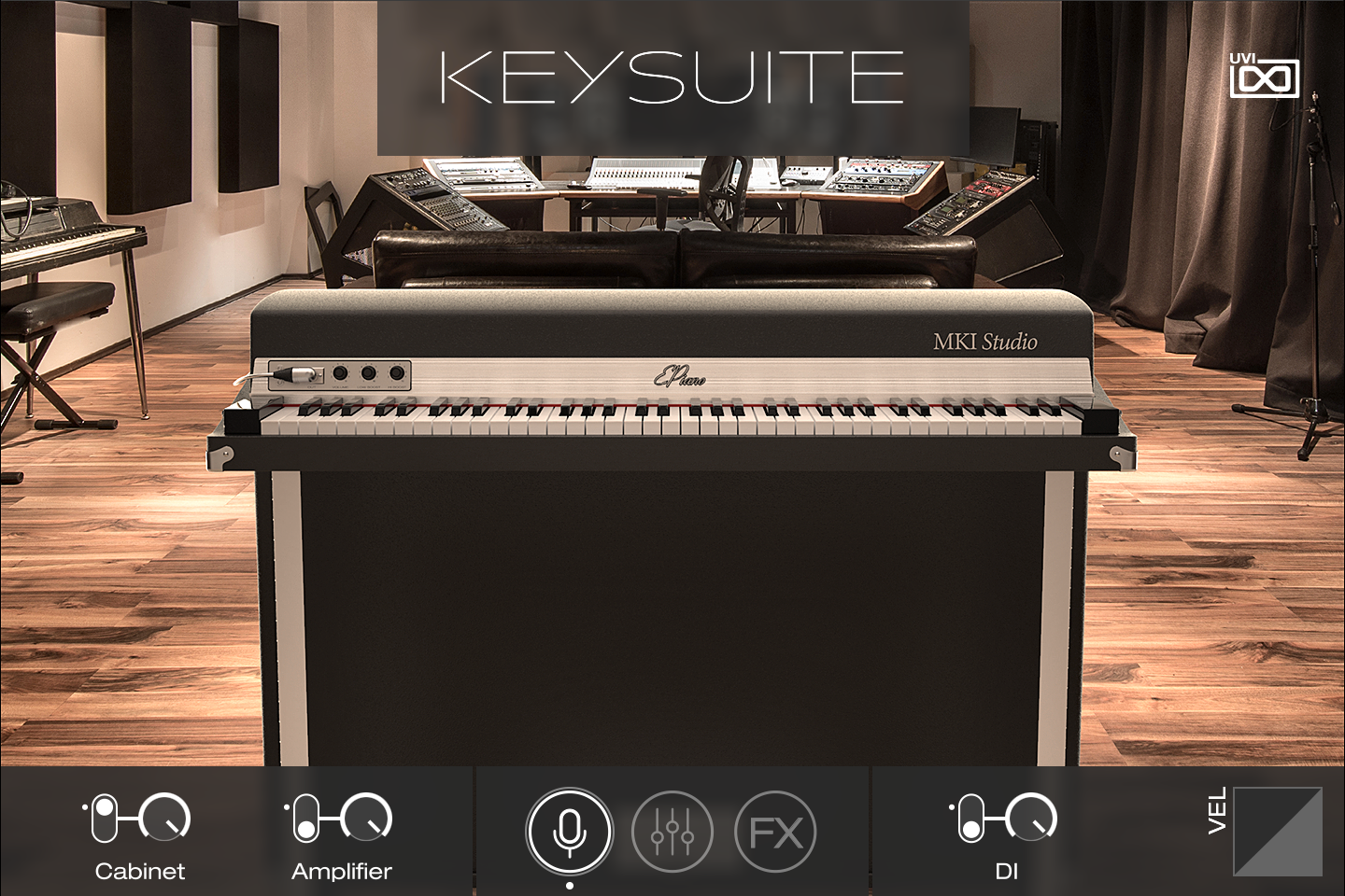 Key Suite Electric | EPiano Mk I Studio