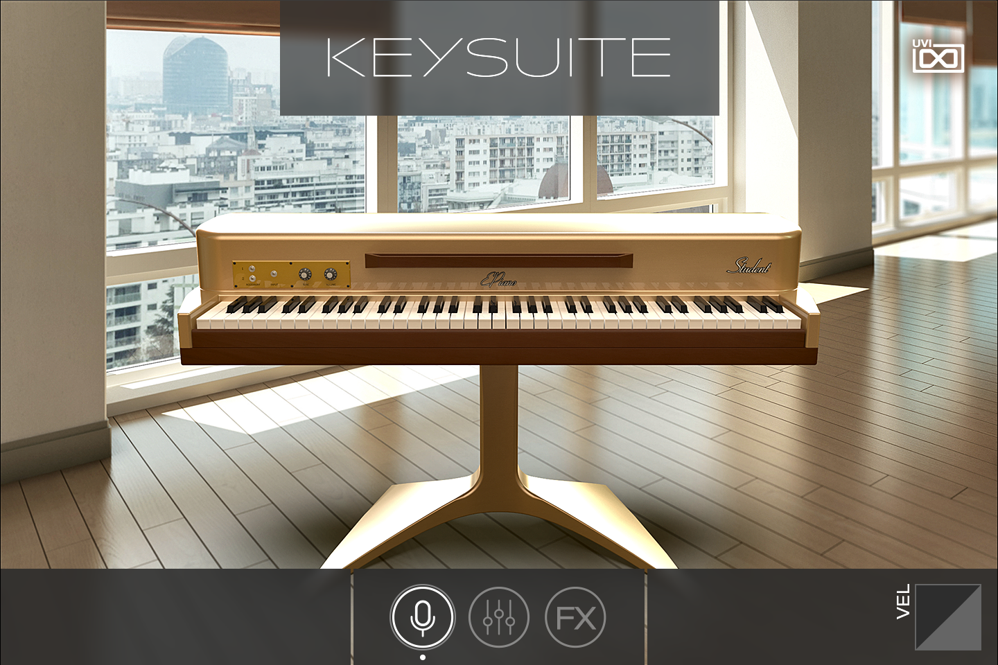 Key Suite Electric | EPiano Student Gold