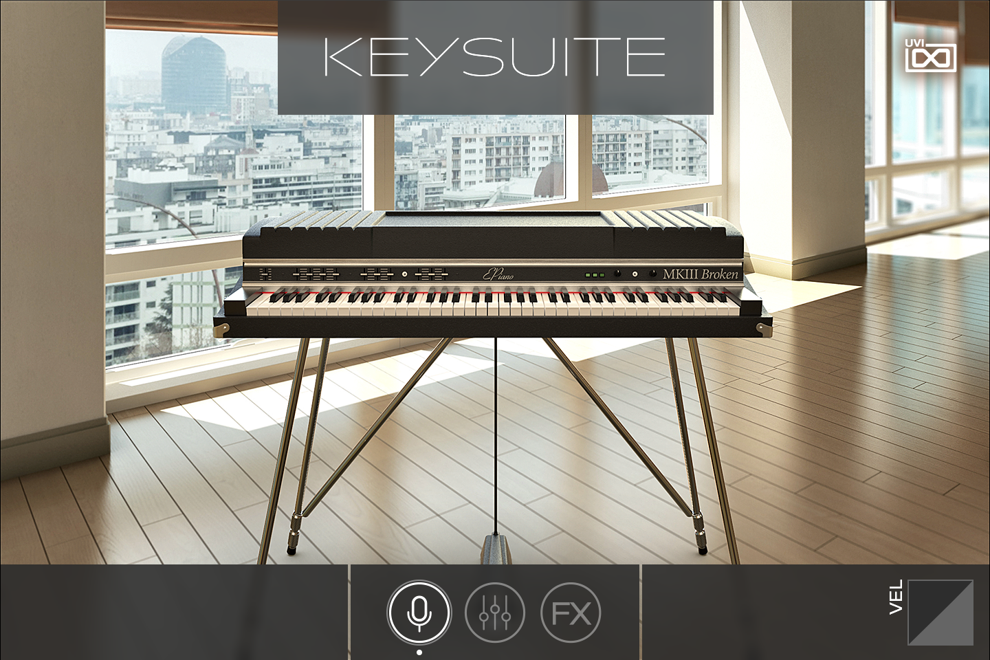 Key Suite Electric | EPiano Mk III Broken