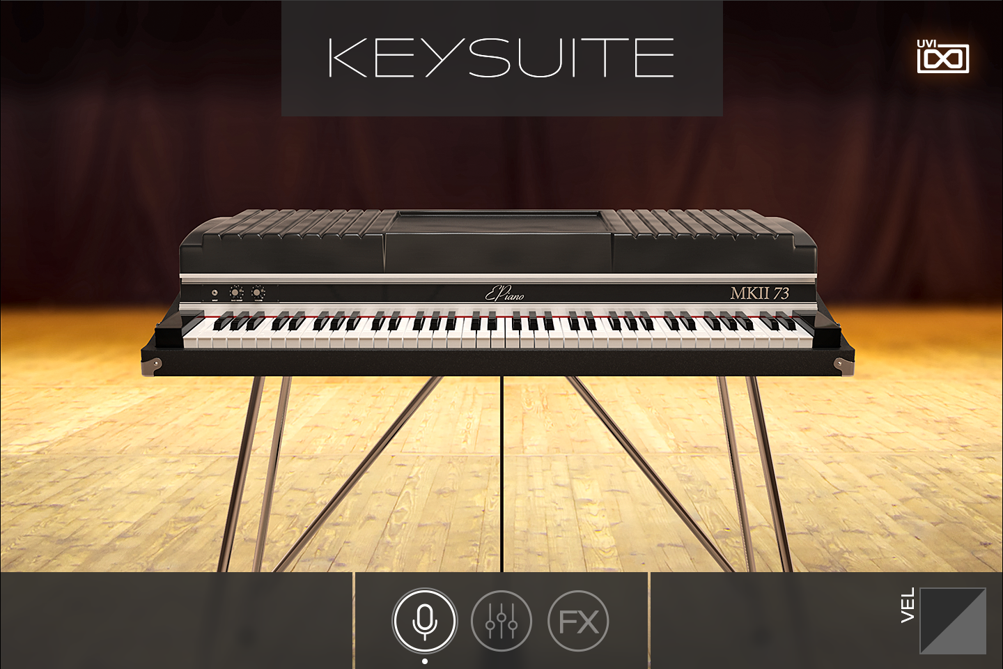 Key Suite Electric | EPiano Mk II 73 Keys