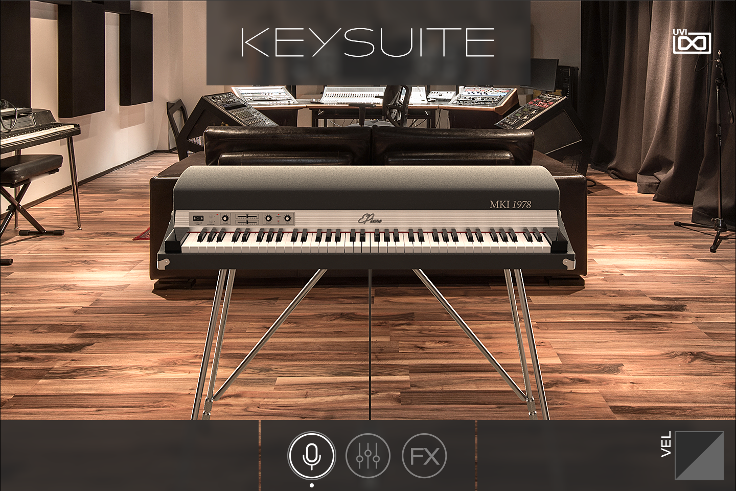 Key Suite Electric | EPiano Mk I 1978