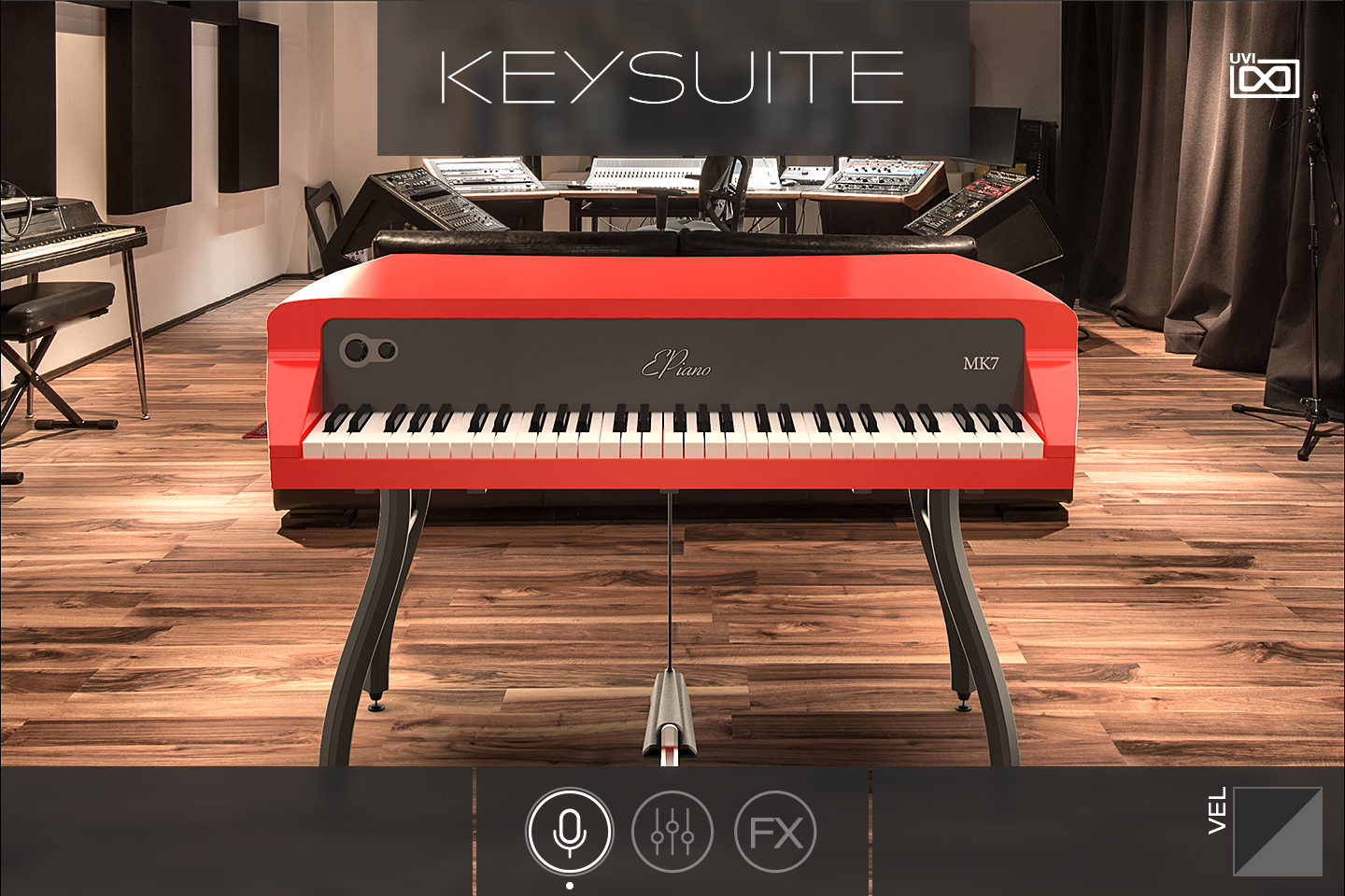 Key Suite Electric | EPiano Mk 7