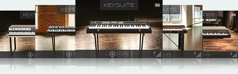 UVI Key Suite Electric | Analog Keys