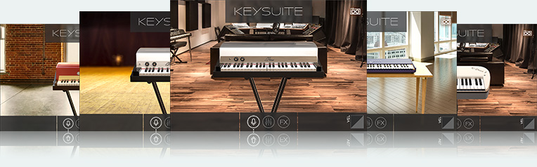 UVI Key Suite Electric | Bass