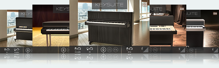UVI Key Suite Electric | Electric Pianos