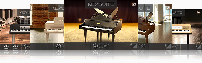 UVI Key Suite Electric | Reeds