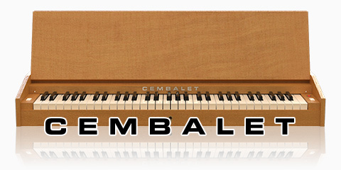 UVI Key Suite Electric | Cembalet