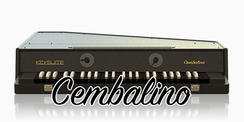 UVI Key Suite Electric | Cembalino