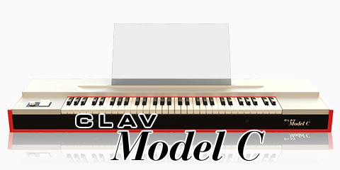 UVI Key Suite Electric | Clav Model C