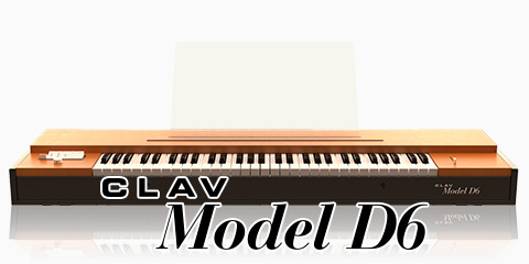 UVI Key Suite Electric | Clav Model D6