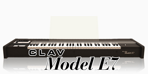 UVI Key Suite Electric | Clav Model E7