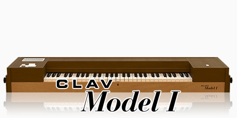 UVI Key Suite Electric | Clav Model I