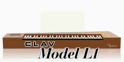 UVI Key Suite Electric | Clav Model L 1