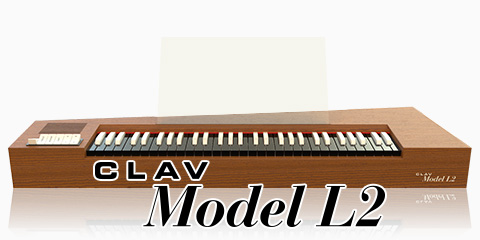 UVI Key Suite Electric | Clav Model L 2