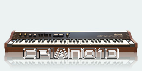 UVI Key Suite Electric | CPiano 10
