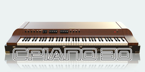 UVI Key Suite Electric | CPiano 30