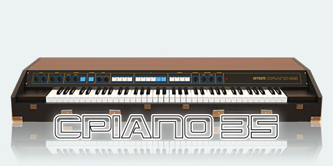 UVI Key Suite Electric | CPiano 35