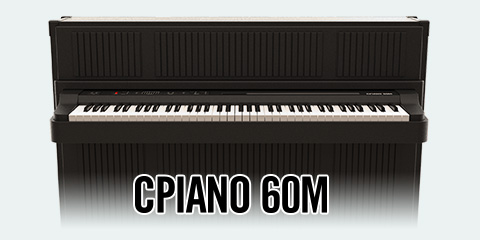 UVI Key Suite Electric | CPiano 60M