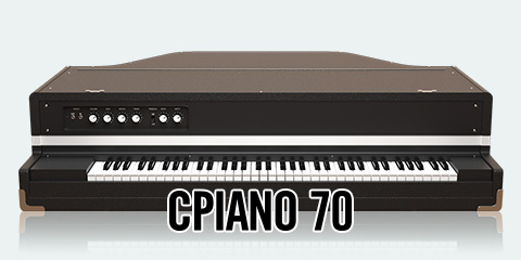 UVI Key Suite Electric | CPiano 70