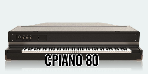 UVI Key Suite Electric | CPiano 80