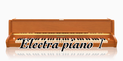 UVI Key Suite Electric | Electra Piano 1