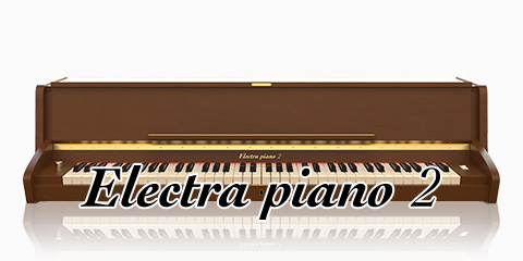 UVI Key Suite Electric | Electra Piano 2