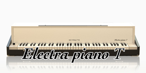 UVI Key Suite Electric | Electra Piano T