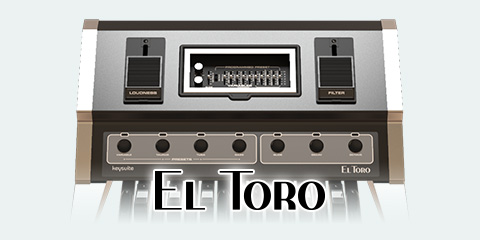 UVI Key Suite Electric | El Toro