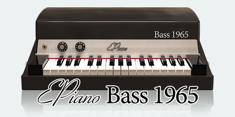 UVI Key Suite Electric | EPiano Bass 1965