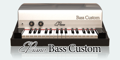 UVI Key Suite Electric | EPiano Bass Custom