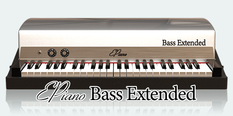 UVI Key Suite Electric | EPiano Bass Extended