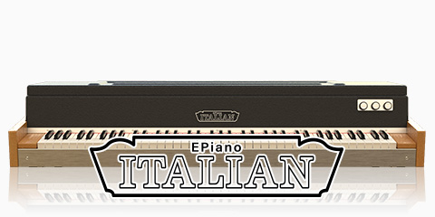 UVI Key Suite Electric | EPiano Italian
