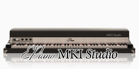 UVI Key Suite Electric | EPiano Mk I Studio