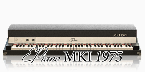 UVI Key Suite Electric | EPiano Mk I 1975