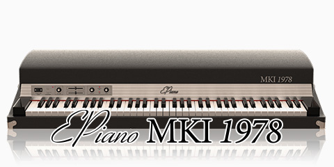 UVI Key Suite Electric | EPiano Mk I 1978