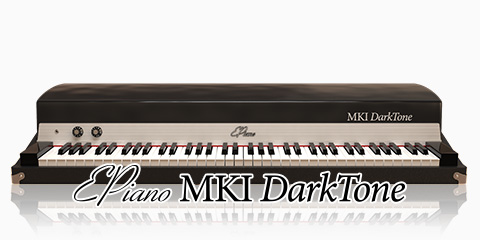 UVI Key Suite Electric | EPiano Mk I Dark Tone