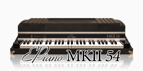 UVI Key Suite Electric | EPiano Mk II 54 Keys