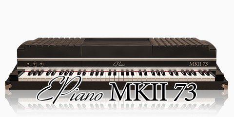 UVI Key Suite Electric | EPiano Mk II 73 Keys