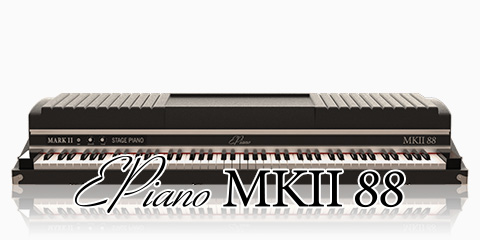 UVI Key Suite Electric | EPiano Mk II 88 Keys