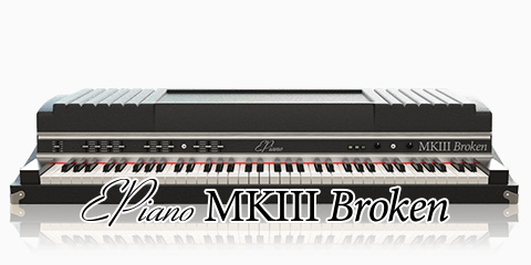 UVI Key Suite Electric | EPiano Mk III Broken