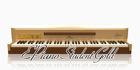 UVI Key Suite Electric | EPiano Student Gold