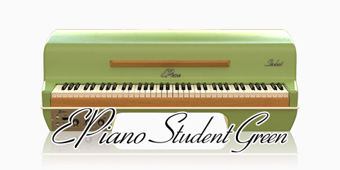 UVI Key Suite Electric | EPiano Student Green