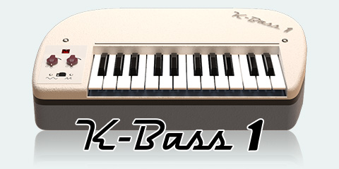 UVI Key Suite Electric | K-Bass 1