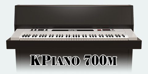 UVI Key Suite Electric | KPiano 700M