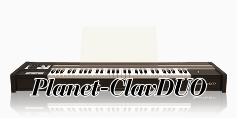 UVI Key Suite Electric | Planet Clav Duo